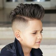 boys' long hairstyles