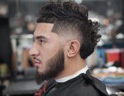 insane haircuts - models