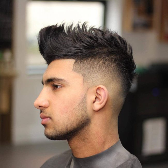 60 Alluring Styles For Spiky Hair  Show Your Trend2019