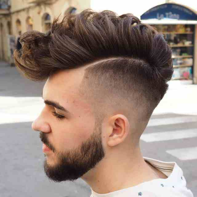 22 rugged faux hawk hairstyle you should try right away!