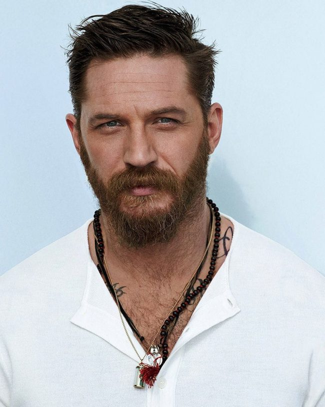 40 Amazing Tom Hardy Haircuts Looks For You 2017