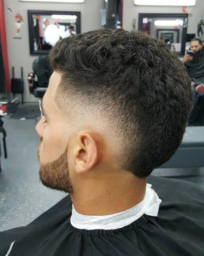 V Haircut Mens : haircut, Perfect, V-Cut, Fashions, Shape, Style