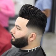 ideas beard fade