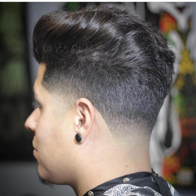 60 Sizzling Tape Up Haircut Ideas – Get Your Fade In 2017