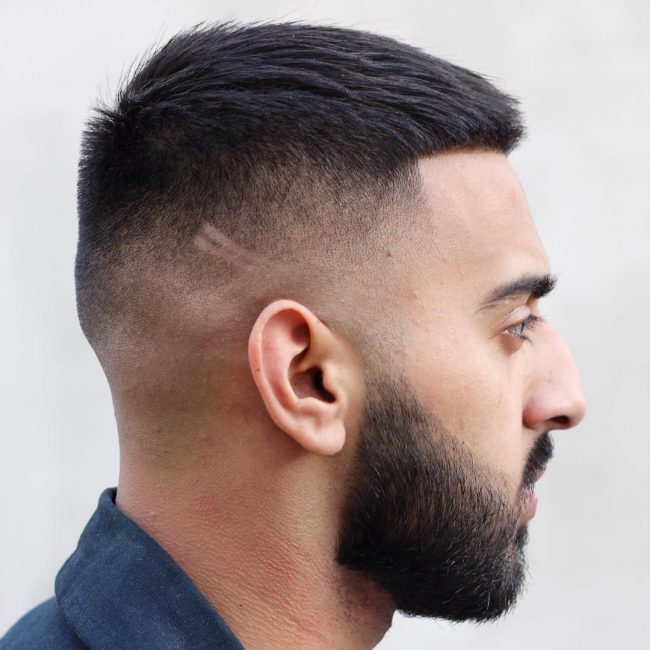 Male Haircuts For A Round Face 65 Best Short Haircuts For Round Faces Be Yourself 2019