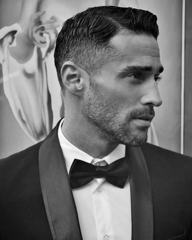 55 Best 1920's Hairstyles For Men Classic Looks 2017