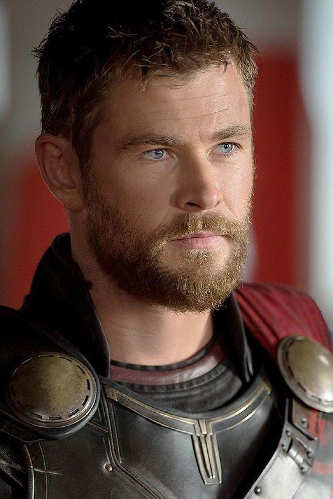 Thor Ragnarok Haircut Tutorial : ragnarok, haircut, tutorial, Chris, Hemsworth, Haircuts, MachoHairstyles