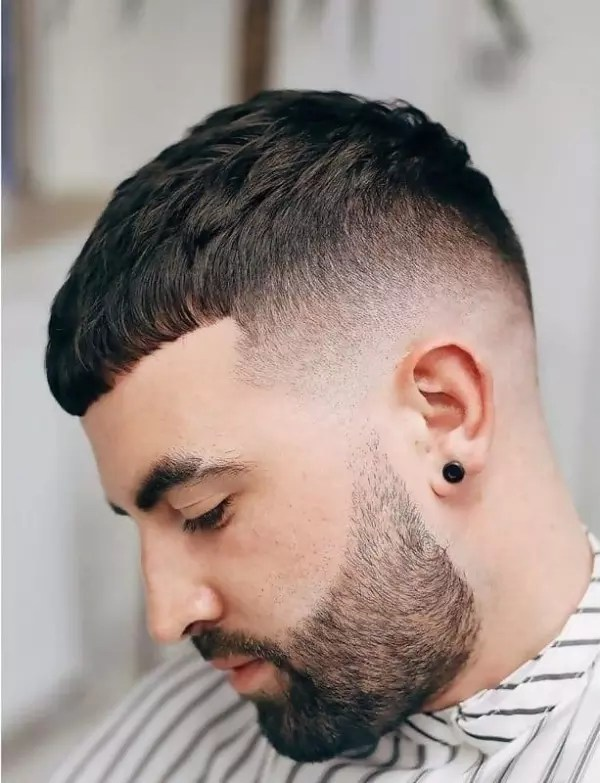Fat Guy Undercut : undercut, Hairstyles, (Practically, Useful), Macho, Vibes