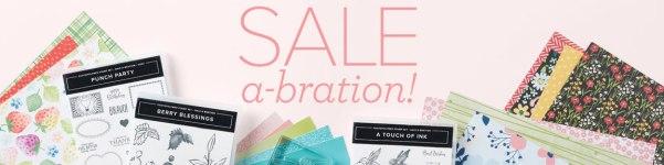 Sale-A-Bration Stampin' Up! einfach stempeln
