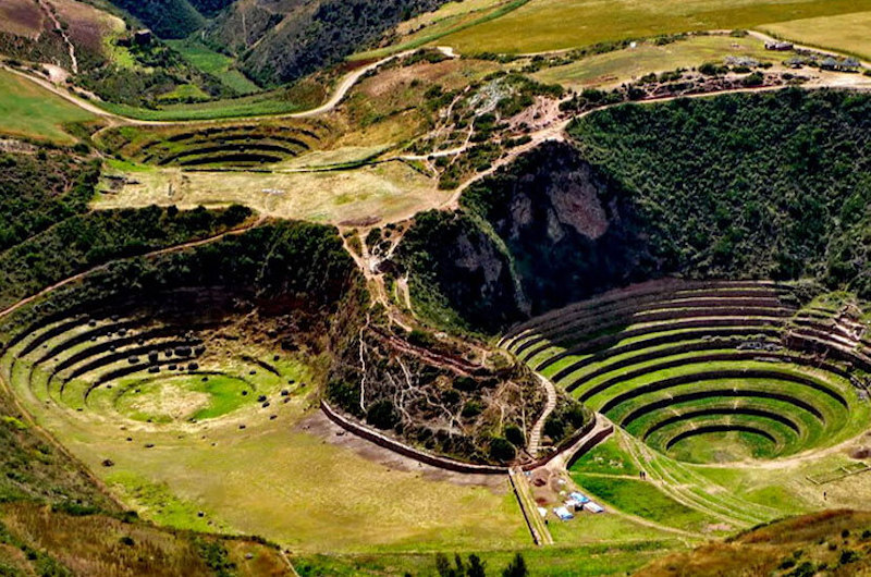 Full Day Sacred Valley Tour with Maras Moray