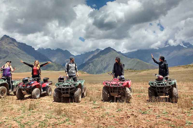 Sacred Valley ATV Tour Maras and Moray