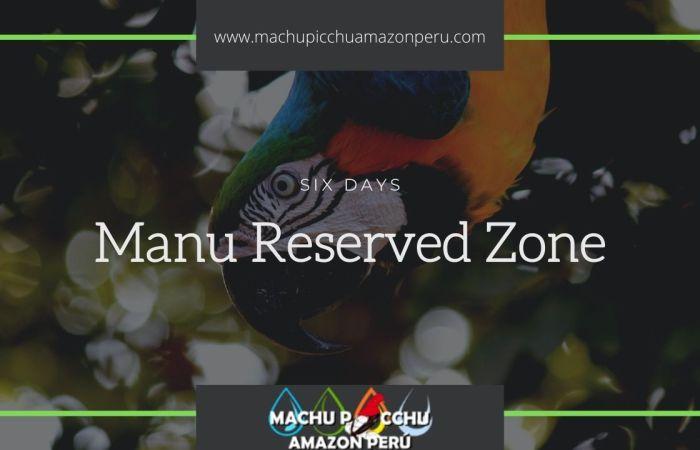 Manu Reserved Zone Tours from Cusco, Cusco Manu National Park Tour