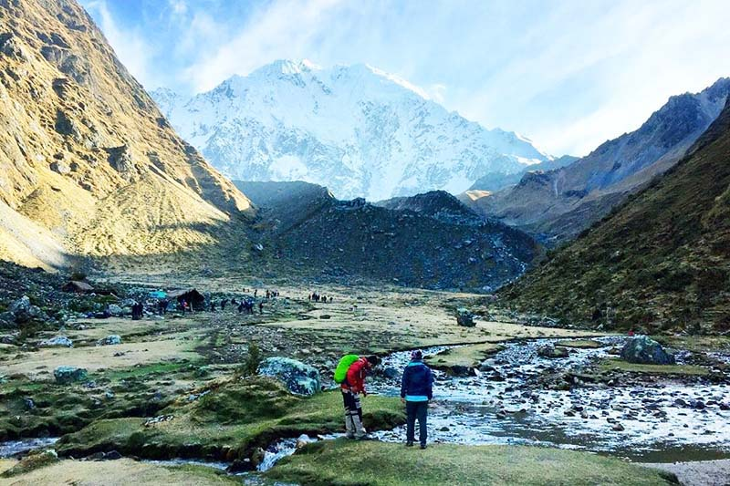 Short Salkantay Trek Peru