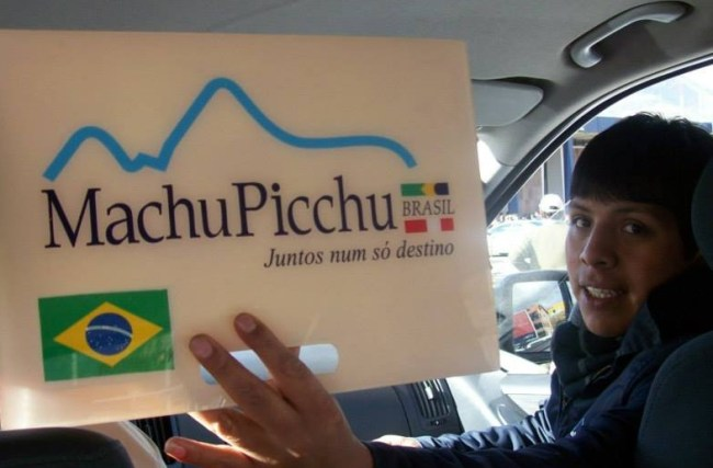 Identificação – Machu Picchu Brasil