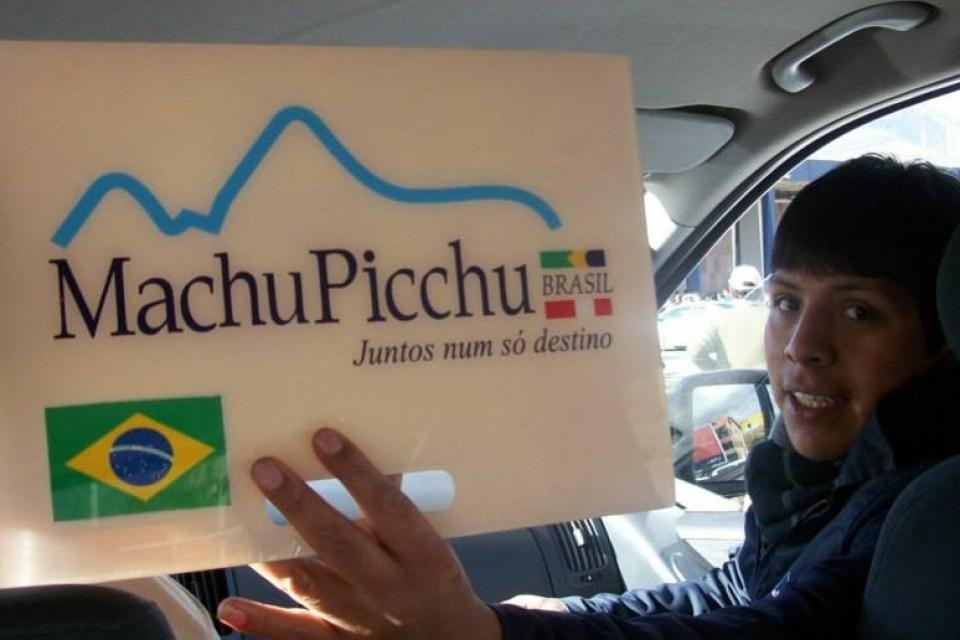 Identificação - Machu Picchu Brasil