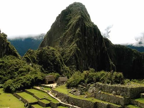 Huayna Picchu ou Wayna Picchu