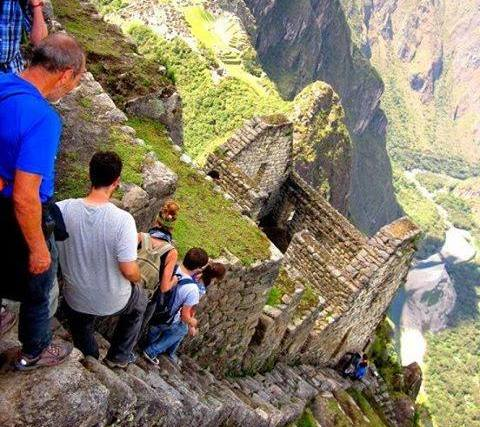 Machu Picchu: Huayna Picchu ou Wayna Picchu