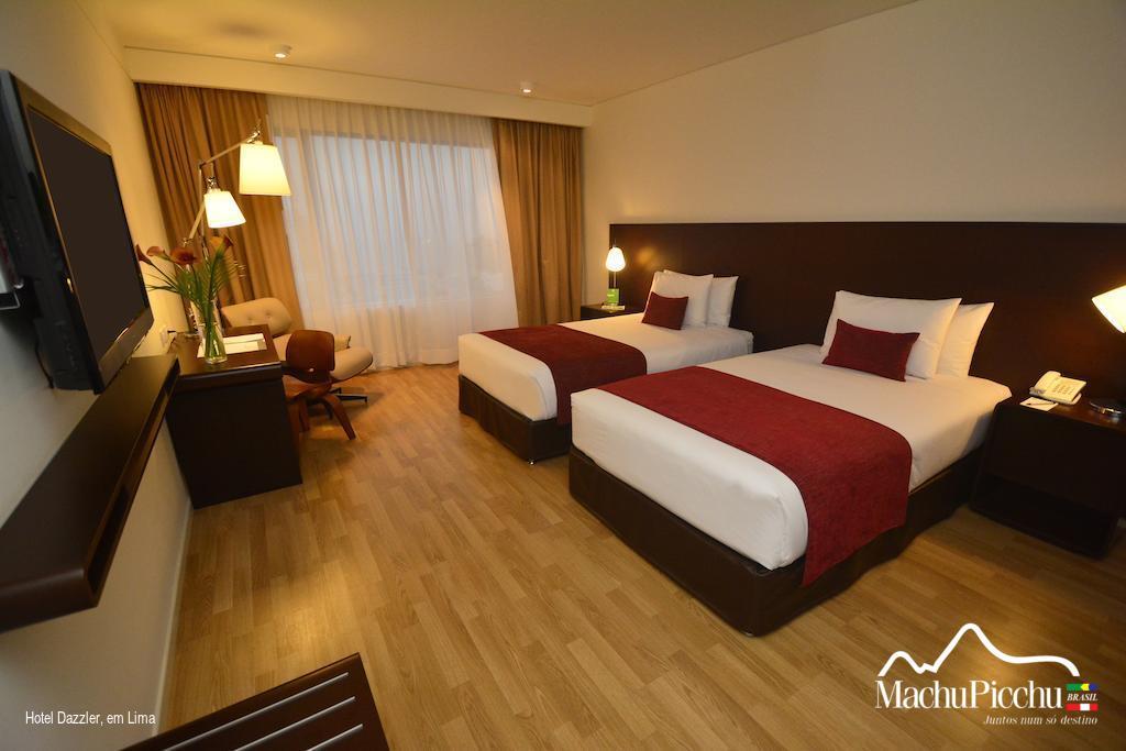 Hotel Dazzler, em Lima - Machu Picchu Brasil