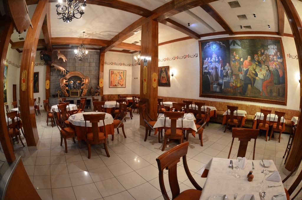 Hotel Royal Inka I - Restaurante