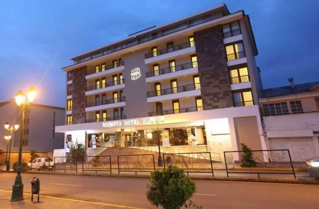 Sonesta Hotel Cusco: Conforto e Gastronomia