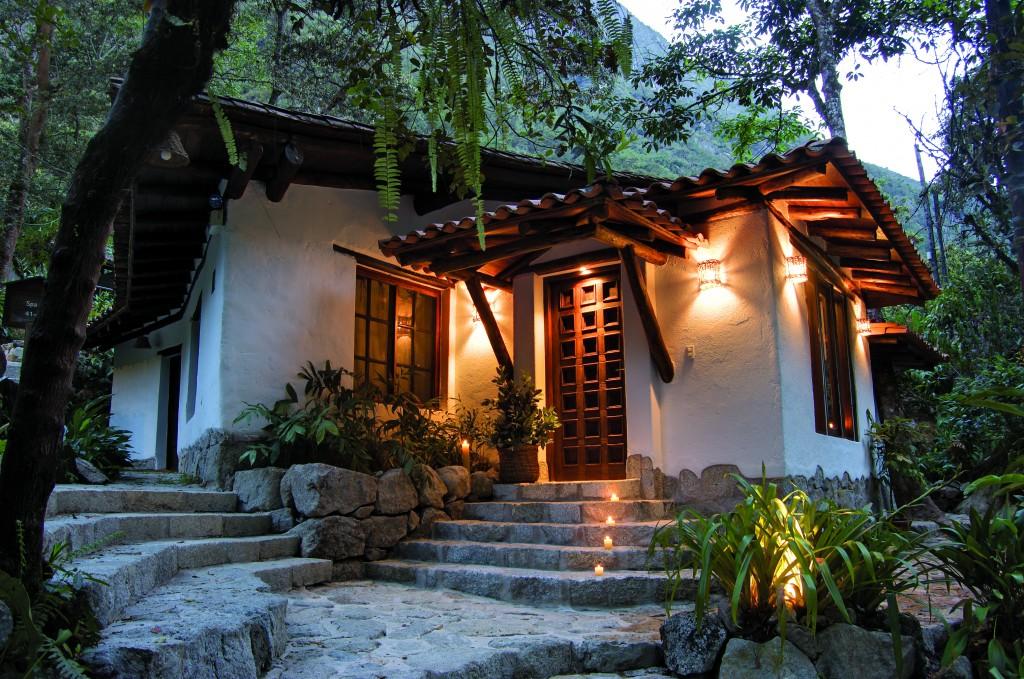 SPA do Inkaterra Machu Picchu Pueblo Hotel (Águas Calientes)