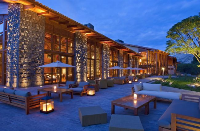 Hotel Tambo del Inka Vale Sagrado: Hospede-se como um Rei!