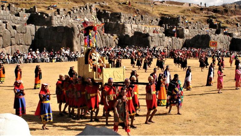 festas peruanas
