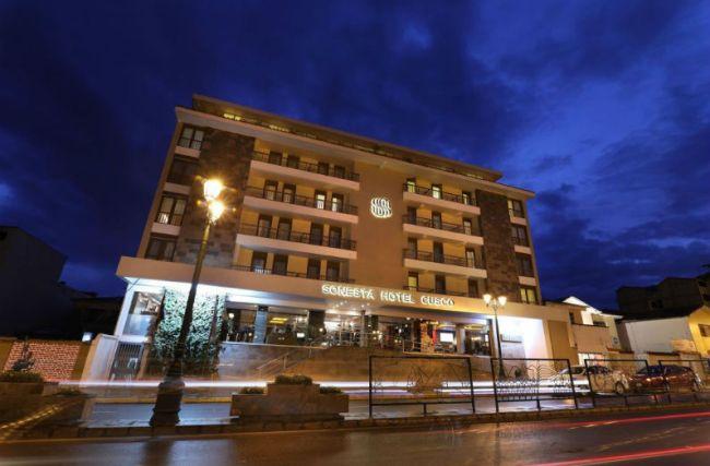 Hotel em Cusco: esteja perto de tudo no Hotel Sonesta