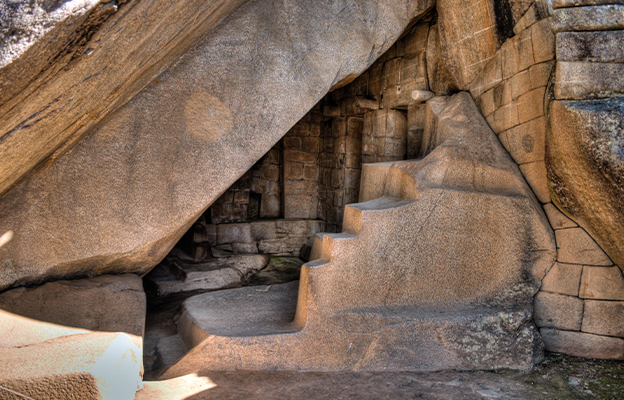 Explore a Tumba Real em Machu Picchu