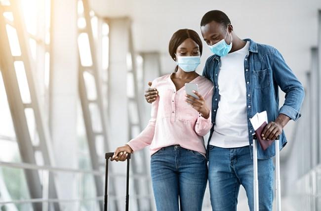 Viajar na pandemia: um manual de boas práticas