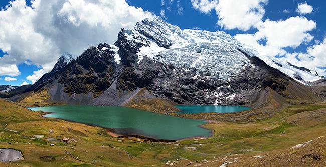 Neve no Peru: três destinos imperdíveis