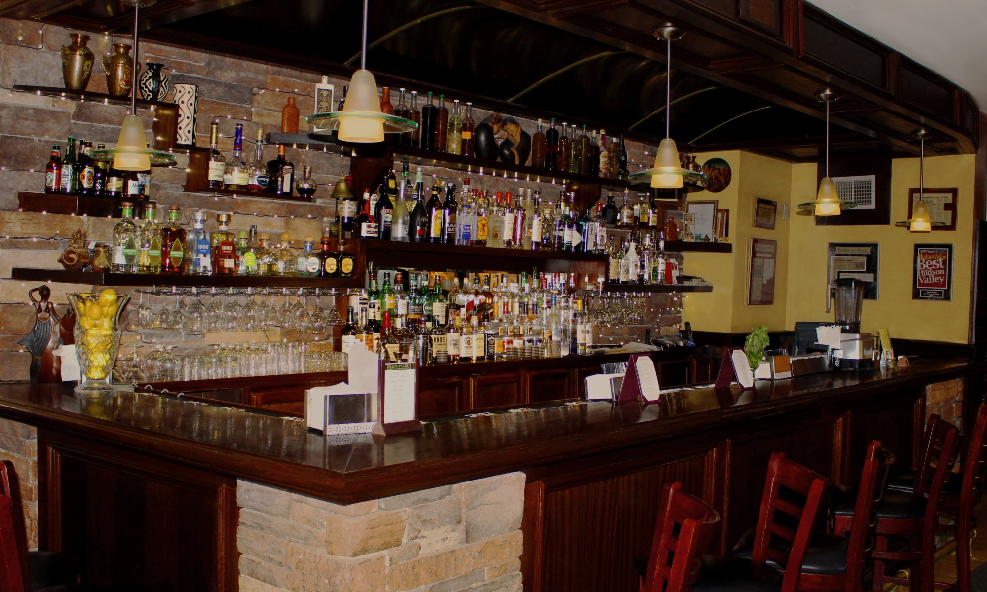 Machu Picchu Full Bar Wine List Specialty Cocktails