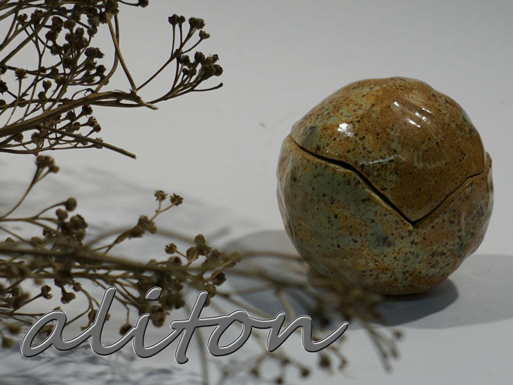 Keramik Kugeldose