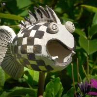 """Stockfisch Schachmatt - ein """"Hai Piranha"""""""