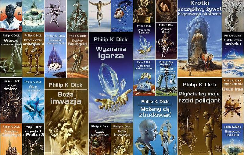 Philip K. Dick kolekcja REBIS