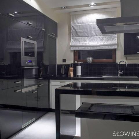 aranżacja domu – wacława – kuchnia