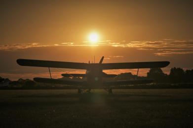 Aeroklub wrocławski, Szymanów, Basile, śmigłowiec, szybowiec, samolot. 03.07.2019 Fot. Maciej Zaluski