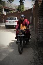 Dzień dziesiąty Indie Himalaje ludzie joga medytacja góry. 30.03.2019 Fot. Maciej Załuski