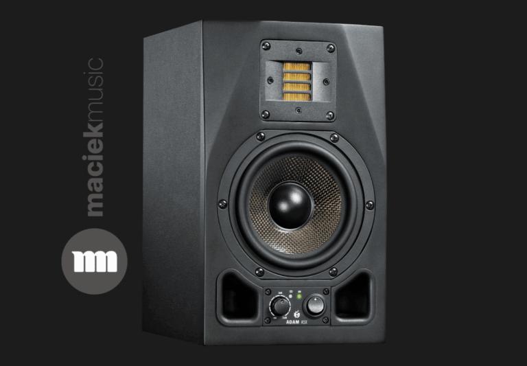 ADAM A5X monitor