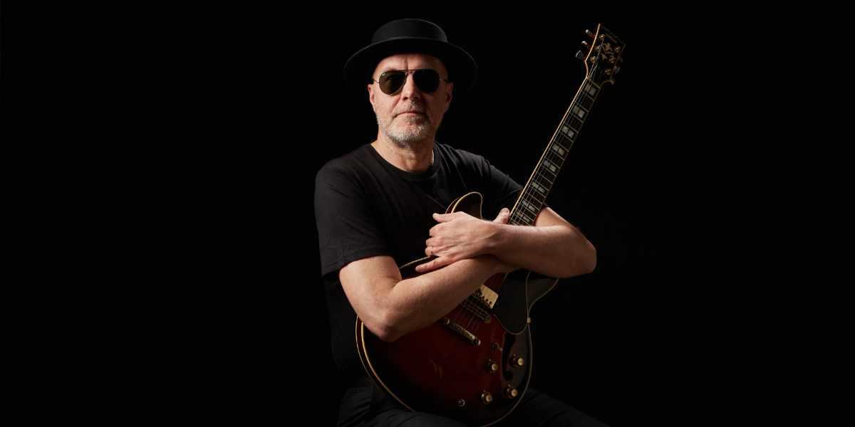Maciek Hrybowicz eclectic guitarist