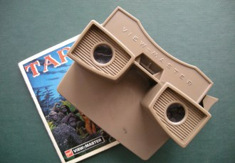 View-Master from the 1970s , vintage toy