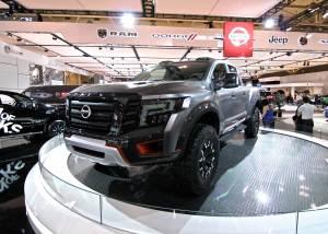 Nissan, 2016 Canadian International Auto Show