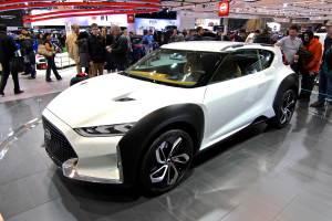 Hyundai, 2016 Canadian International Auto Show