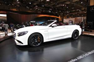 Mercedes-Benz , 2016 Canadian International Auto Show