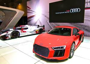Audi, 2016 Canadian International Auto Show