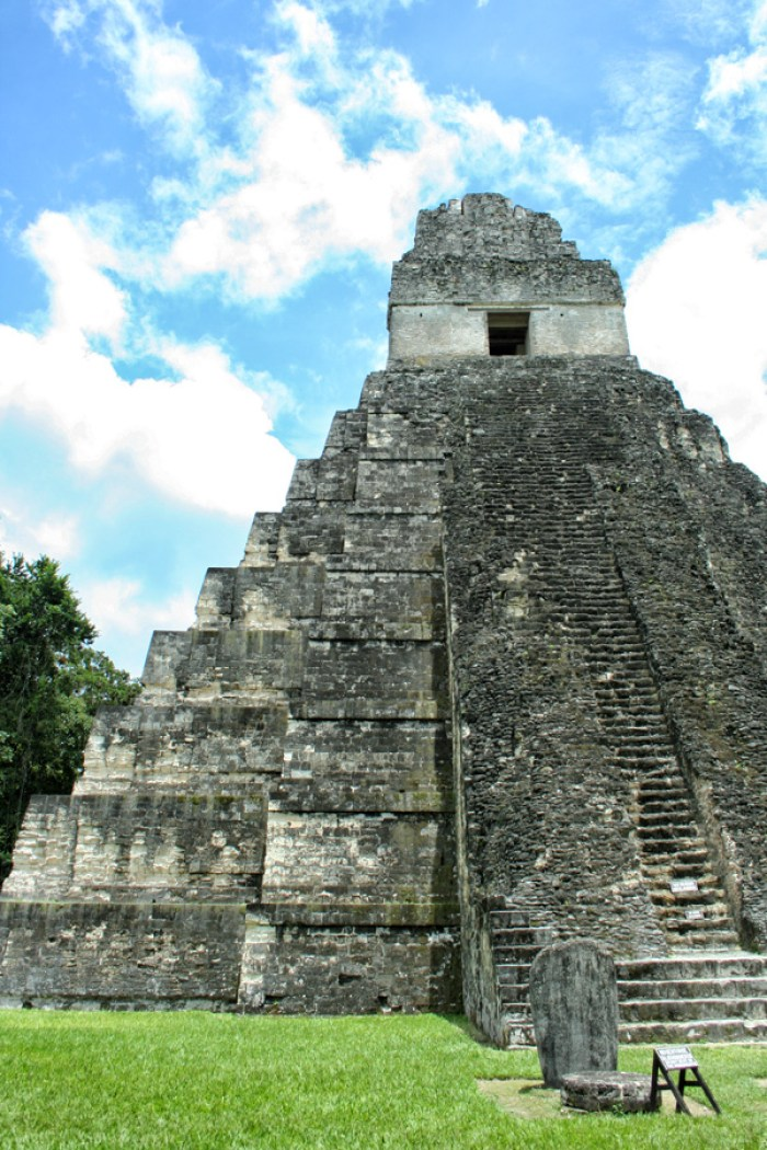 Tikal, Lost City, Guatemala, Tourism, Photography, Temple