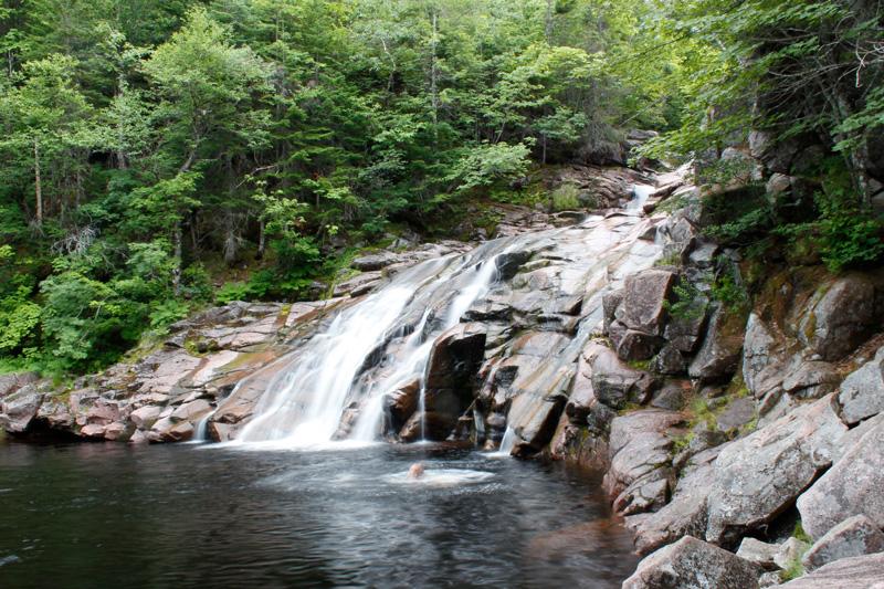 Mary Ann Falls, Cape Breton, Cabot Trail