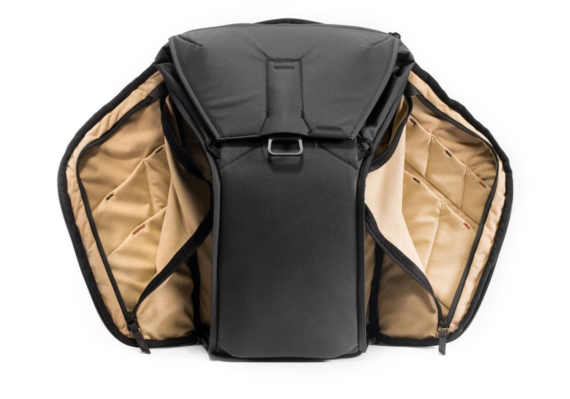 peak design, backpack