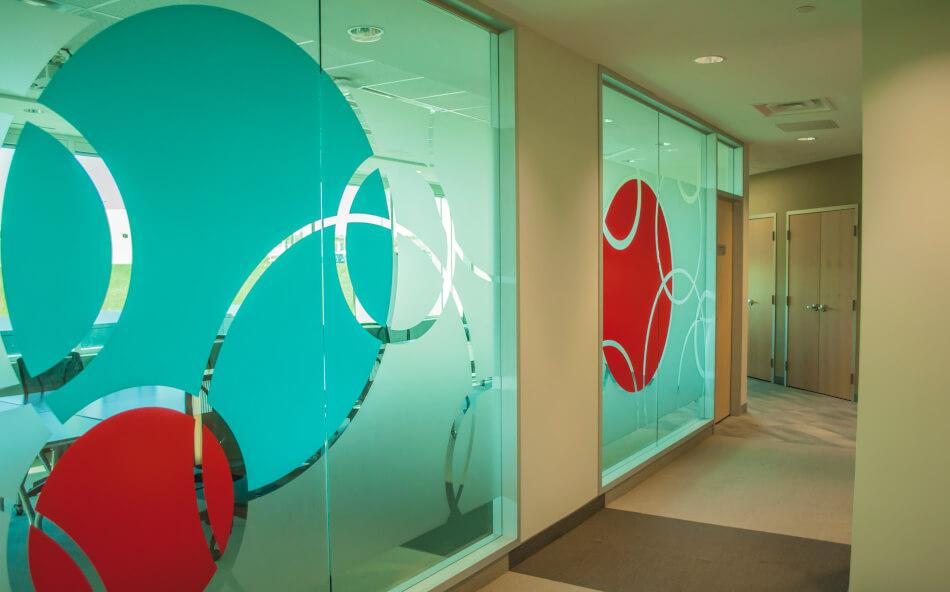 Intact Insurance  MAC Interior Design Interior Design
