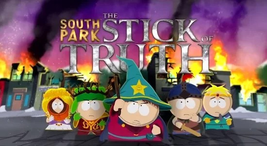 South Park The Stick of Truth Mac OS